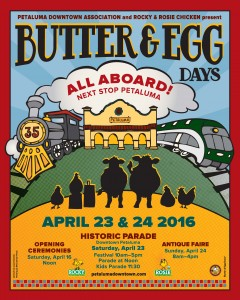 Butter & Egg Days Poster-16