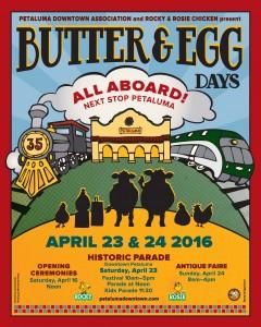 Butter & Egg Days Poster-16